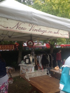 New Vintage, Crystal Palace Overground Festival
