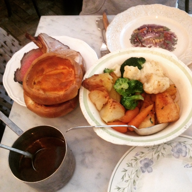 Roast for two at Pedler