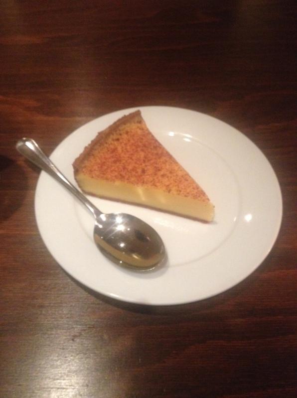 Custard tart, Lamberts style
