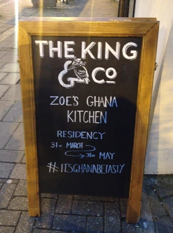 The King & Co, Clapham