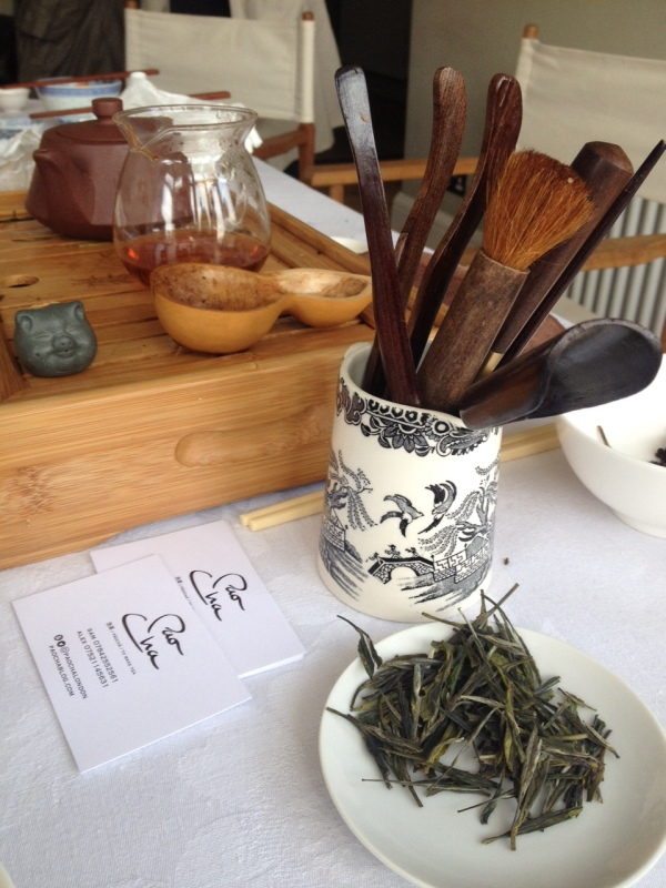 The traditional tools behind serving Chinese tea