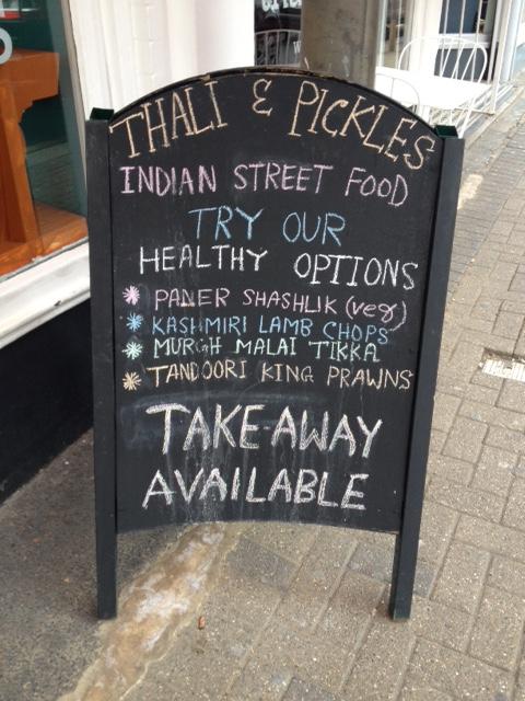 Balham Indian Street Food